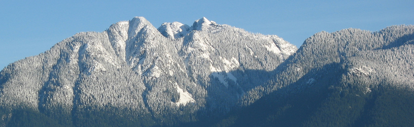 North Shore Mountains – Now