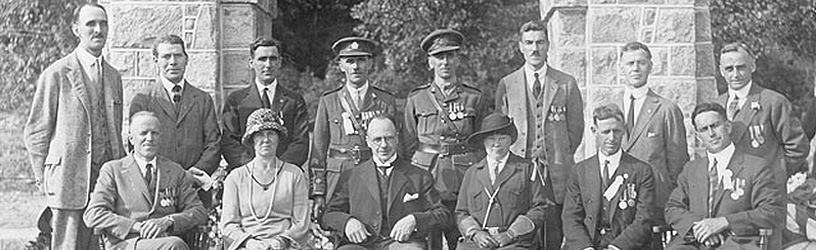 War Memorial Committee – 1925
